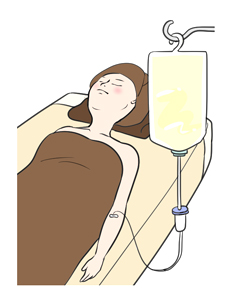 ガンから身体を守る